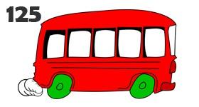 автобусы GPS